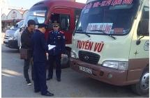 Lạng Sơn: Tiếp tục tạm dừng hoạt động vận tải hành khách công cộng