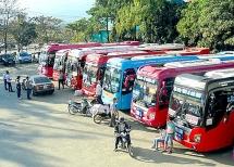 Tiếp tục tạm dừng vận chuyển hành khách và kinh doanh dịch vụ để phòng chống dịch Covid-19 ở Điện Biên