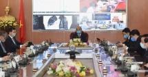 Thủ tướng Chính phủ dự khai trương  2 sản phẩm công nghệ giúp phòng chống Covid-19