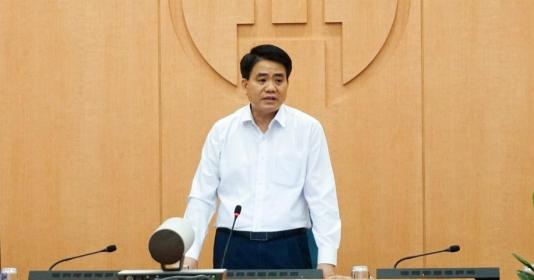 Chủ tịch UBND TP Hà Nội: Không có ca nào dương tính không có nghĩa là đã có miễn dịch cộng đồng