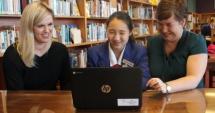 """Nữ sinh Việt ở trời Tây chia sẻ kinh nghiệm """"rinh"""" học bổng du học"""