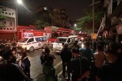 Phòng cháy nhà ống nhìn từ vụ 4 người trong 1 gia đình tử vong do cháy nhà ở Tôn Đức Thắng