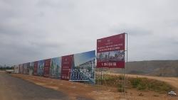 Dự án nhà ở thương mại TT.  Nông trường Lệ Ninh chưa đủ điều kiện vẫn rao bán rầm rộ.