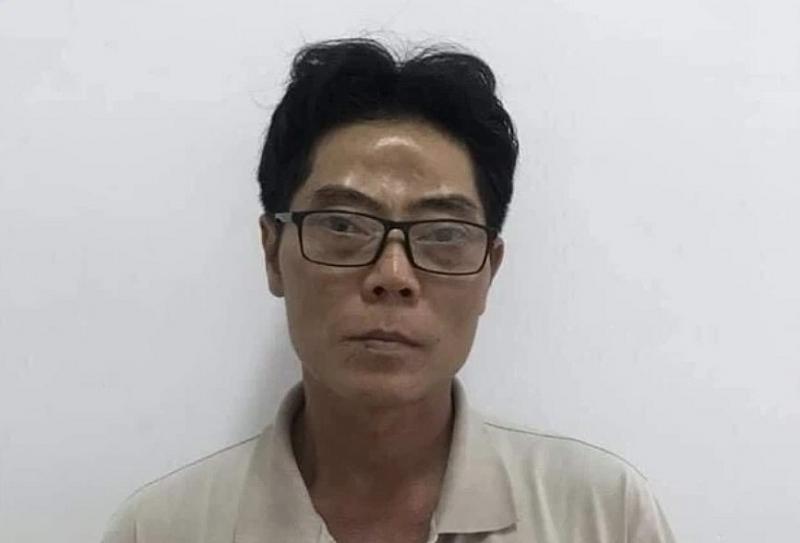 Nghi can Phạm Văn Dũng (ảnh IT)