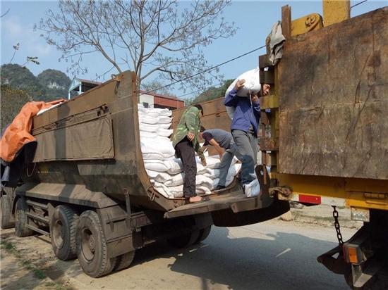 Chính phủ xuất cấp gạo cứu đói giáp hạt đầu năm 2021 cho Cao Bằng, Sơn La