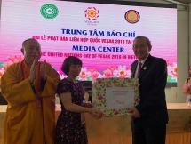 Phó Thủ tướng Trương Hòa Bình: Các cơ quan thông tấn, báo chí đã góp phần làm nên thành công của Đại lễ Phật đản Vesak 2019