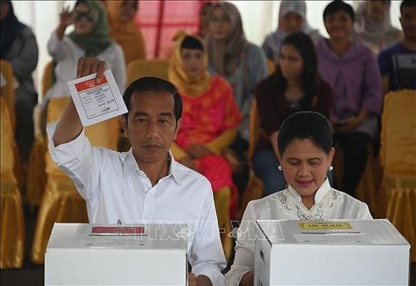 indonesia tong thong joko widodo tai dac cu nhiem ky thu hai