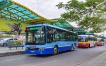 Xe buýt Hà Nội hoạt động bình thường từ ngày 4/5