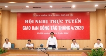 Chủ tịch UBND TP Hà Nội yêu cầu chấn chỉnh ngay tình trạng om hồ sơ doanh nghiệp
