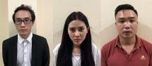 Tú bà 17 tuổi điều chân dài bán dâm bị khởi tố