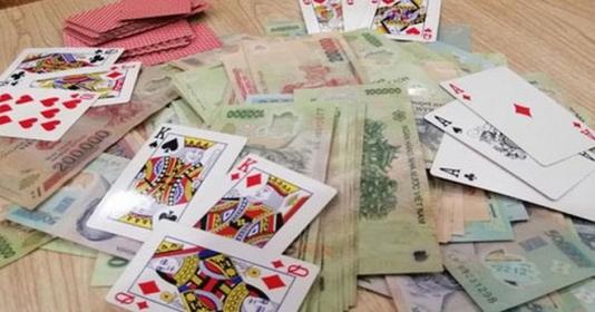 Huyện Quốc Oai (Hà Nội): Xử lý nghiêm Chủ tịch UBND xã đánh bạc giữa mùa dịch Covid-1