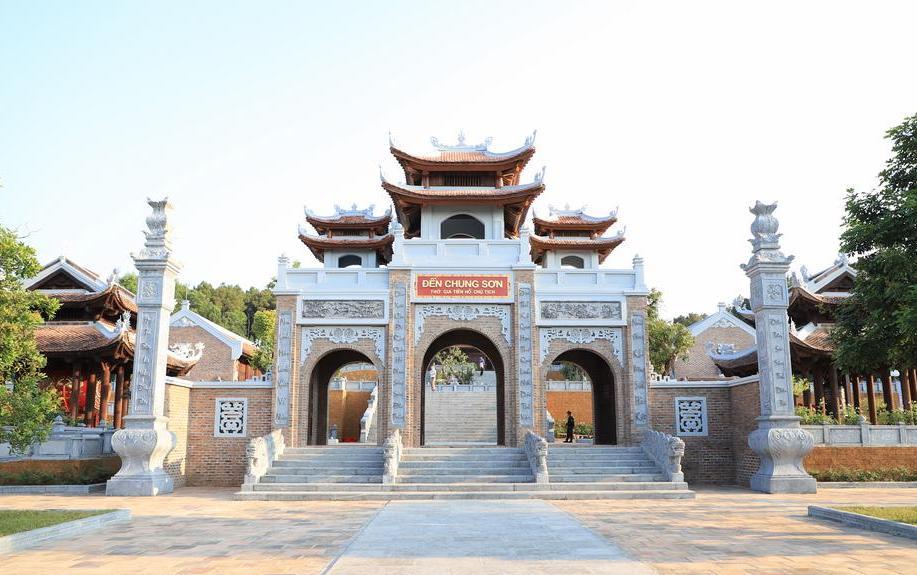 Thủ tướng dự khánh thành Đền thờ Gia tiên Chủ tịch Hồ Chí Minh