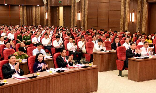 Nâng cao vai trò tiên phong, gương mẫu của cán bộ, đảng viên Thủ đô