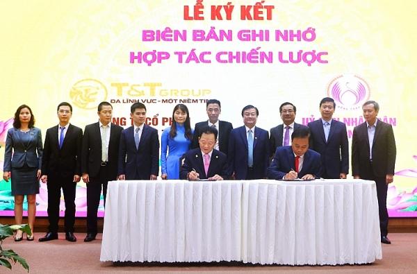 tap doan tt group hop tac chien luoc toan dien voi tinh dong thap