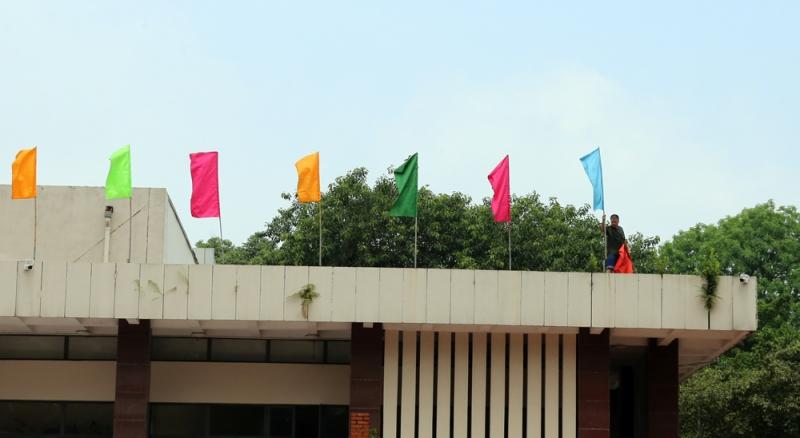Rực rỡ sắc màu Đại hội Đảng bộ cơ quan Thành đoàn Hà Nội
