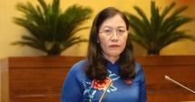 Bà Lê Thị Nga: Có dấu hiệu bỏ lọt tội phạm trong giải quyết xâm hại trẻ em