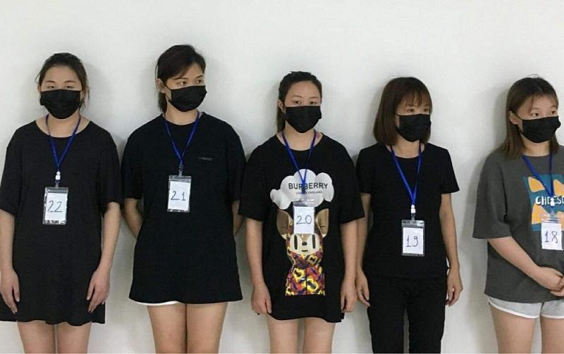 Một số đối tượng trong nhóm người Trung Quốc