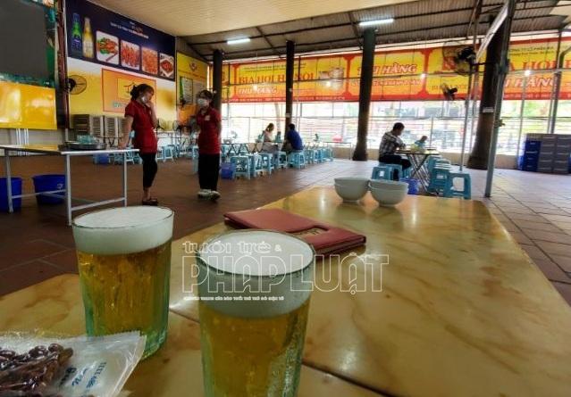 Ninh Bình: Tạm dừng hoạt động quán ăn, uống tại chỗ từ 0h ngày 28/5