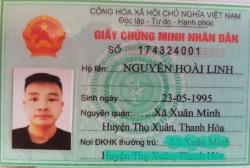 """Nhập cảnh trái phép còn """"cả gan"""" dùng chứng minh thư giả công dân Việt Nam"""