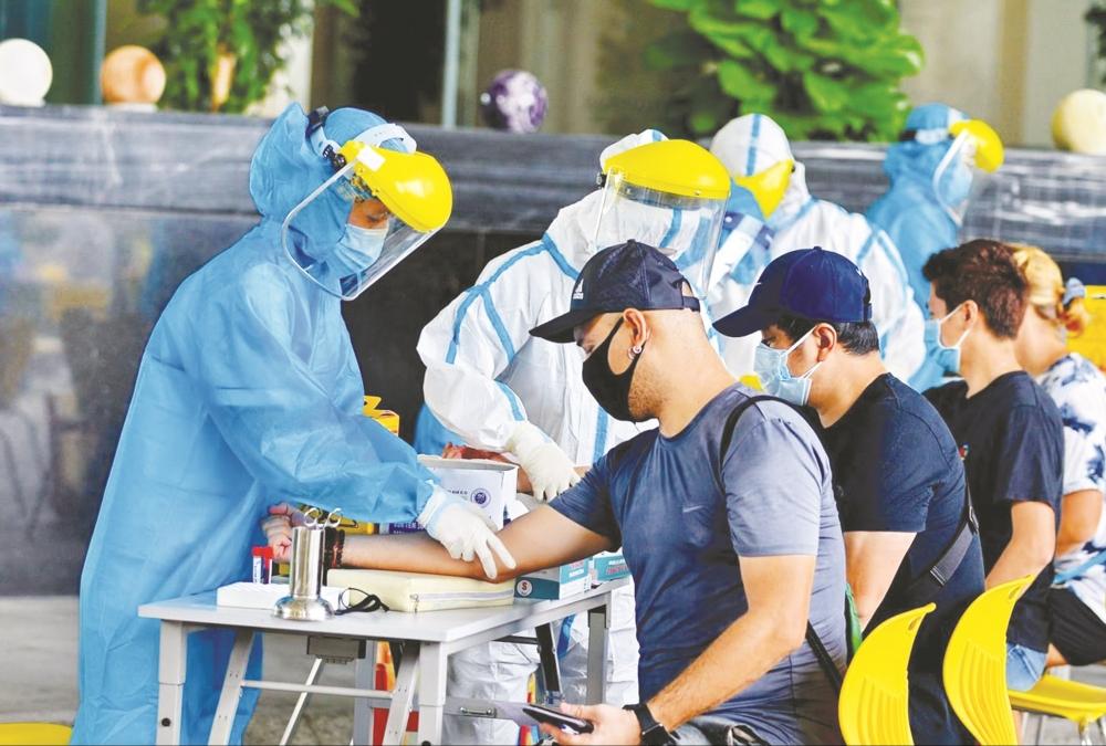 Hà Nội hỏa tốc lấy mẫu xét nghiệm Covid-19 người từng đến Đà Nẵng