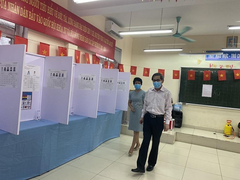 8 tình huống phòng, chống dịch Covid-19 trong ngày bầu cử