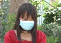 Cô gái 18 tuổi trốn khỏi khu cách ly