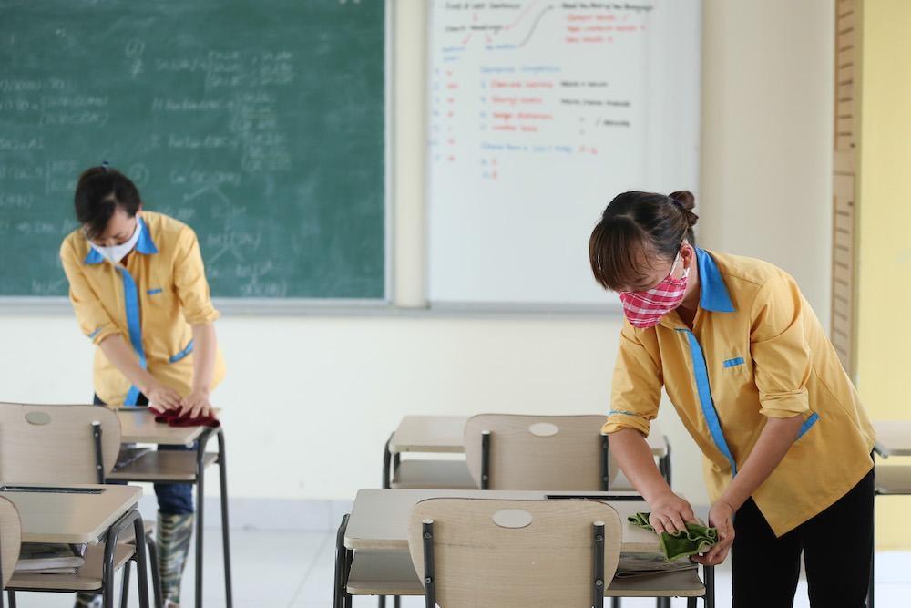 Chống dịch Covid-19: Bắc Ninh lên 2 phương án tổ chức thi tốt nghiệp THPT năm 2021