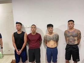 Vượt biên về Việt Nam tham gia tiệc ma túy mùa dịch, đối tượng truy nã sa lưới