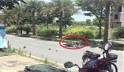 Công an Thanh Oai đang truy bắt 2 tên cướp manh động