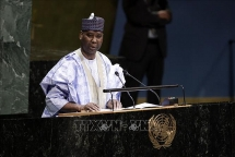 Đại sứ Nigeria tại Liên hợp quốc chính thức trở thành Chủ tịch Đại hội đồng