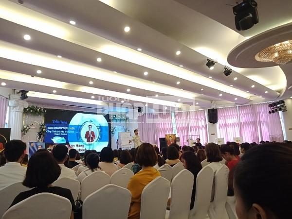phot quy dinh cong ty tnhh media pharma viet nam to chuc hoi thao khong phep nhu the nao