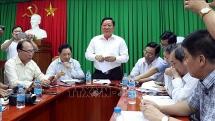 Sóc Trăng phủ nhận thông tin lãnh đạo tỉnh xuất ngoại theo lời mời của Trịnh Sướng