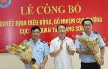 Bổ nhiệm nhân sự Bộ Tài chính, Tổng cục Hải quan