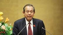 Phó Thủ tướng Thường trực yêu cầu xử lý đơn kiến nghị của ông Vũ Thanh Hoa (Ninh Bình)