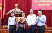 Ông Nguyễn Văn Thắng trúng cử chức danh Phó Bí thư Tỉnh ủy Quảng Ninh