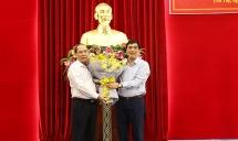 Phú Thọ: Ông Hoàng Công Thủy trúng cử chức danh Phó Bí thư Tỉnh ủy với số phiếu tuyệt đối
