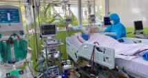 Bệnh nhân mắc Covid-19 nặng nhất BN91 đang điều trị tại BV Chợ Rẫy đã ngừng sử dụng ECMO
