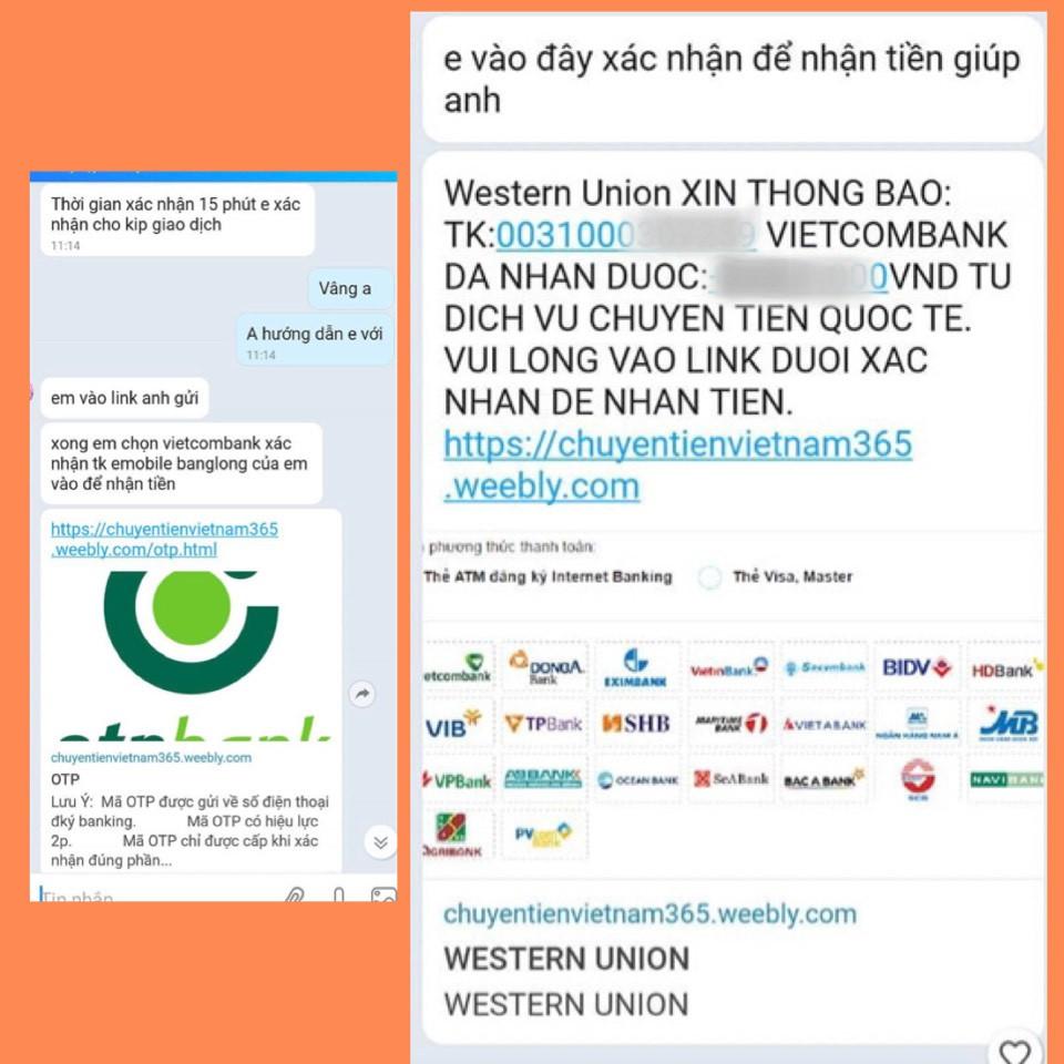 bo cong an canh bao thu doan moi nham lua dao chiem doat tai san cua nguoi ban hang online