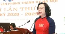 van phong thanh uy phai chu dong doi moi tham muu sau nhung van de kho phuc tap