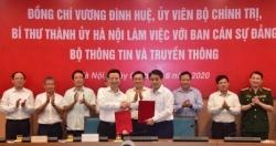 Đưa Hà Nội trở thành trung tâm về an ninh mạng, trí tuệ nhân tạo của khu vực ASEAN