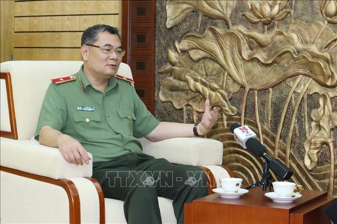 """Thiếu tướng Tô Ân Xô: """"Có đủ chứng cứ xác định Hồ Duy Hải là thủ phạm giết chị Hồng, chị Vân"""""""