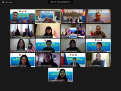 20 đại biểu thanh niên ASEAN tìm tiếng nói chung về tình nguyện, khởi nghiệp