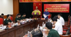 Bộ Tư lệnh Thủ đô ra Nghị quyết lãnh đạo thực hiện nhiệm vụ 6 tháng cuối năm