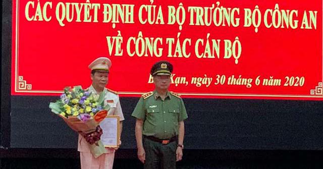 dieu dong giam doc cong an lai chau lam giam doc cong an bac kan