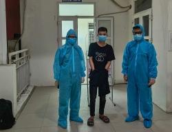 Bắt được 1 đối tượng trốn khỏi khu cách ly Lạng Sơn về Hà Nội