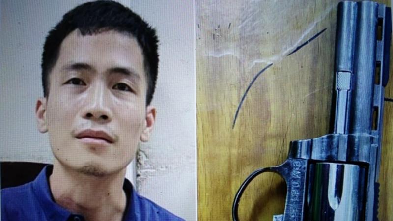 Làm rõ đối tượng dùng súng bật lửa gây ra vụ cướp ở hầm chui Đại lộ Thăng Long