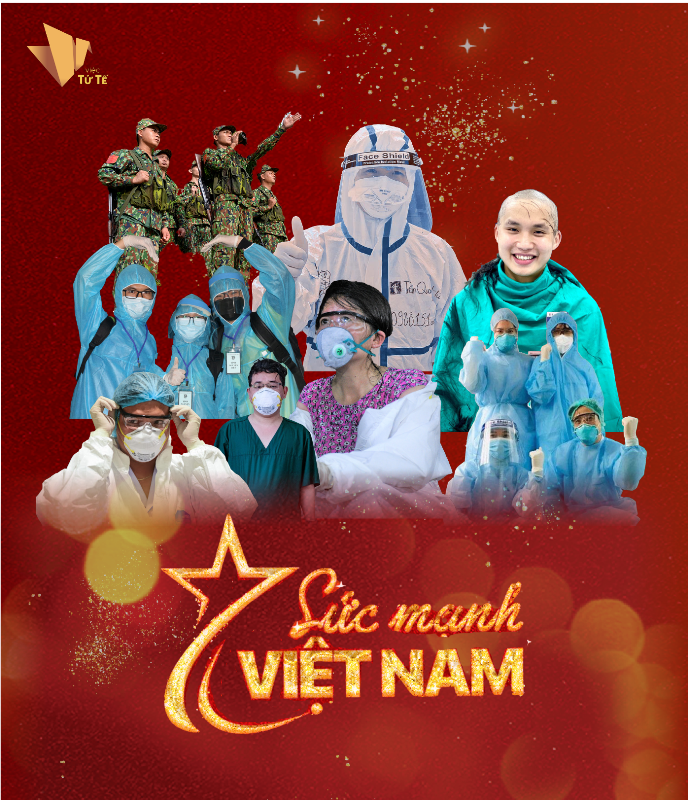 """Ra mắt MV """"Sức mạnh Việt Nam"""" tiếp sức cho cho cuộc chiến với Covid-19"""