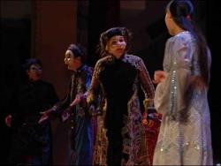 Trình diễn vở bi kịch cổ đại về nàng Antigone tại Hà Nội