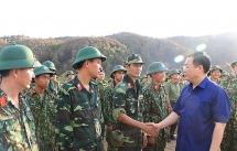 pho thu tuong vuong dinh hue thi sat chi dao chua chay rung ha tinh