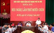 Kinh tế Thủ đô Hà Nội tăng trưởng 7,21%